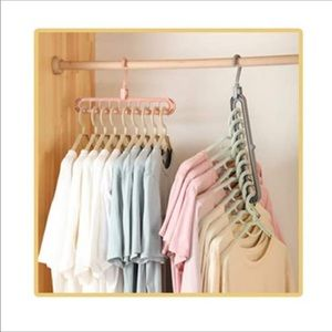 Hanger clothing space savers bundle of 3 NEW